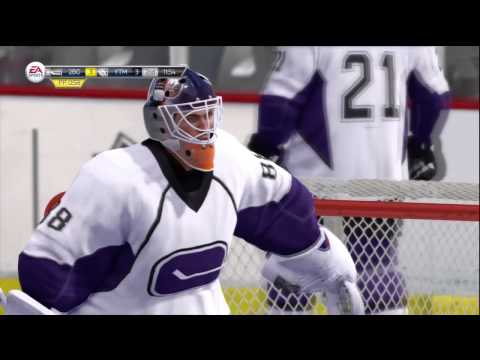 NHL 14 - EASHL vs 2BCPRODUCTIONS2BC (Live Commentary)
