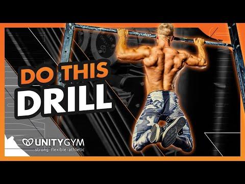 The Secret To Better Posture   Rehabilitation Exercise   Passive & Active Hanging Drills