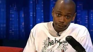 "Dave Chappelle on ""Late Night with Conan O"