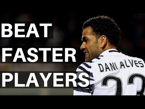 How To Beat A Fast Defender In Soccer 1v1 - Strategies For Slower Players