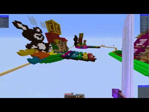 Minecraft Hack EggWars Fly,Bowboot,killaura