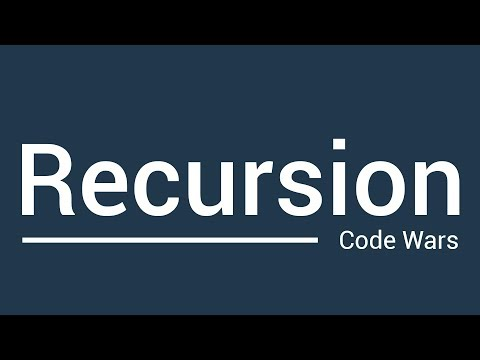 Factorial Function with Recursion