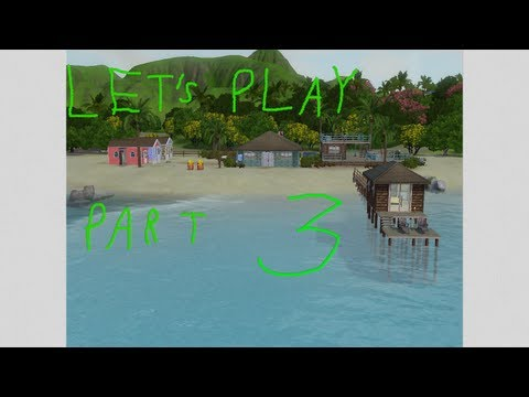 Let's Play The Sims 3-Episode 3-Upgrades