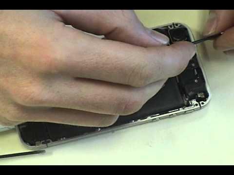 iPhone 4 CDMA Version Screen Repair Manual 3 of 3