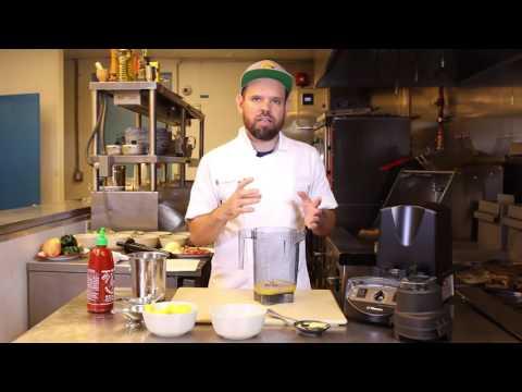 Cesar Zapata at Phuc Yea - Vitamix Star Chef Rising Star Series
