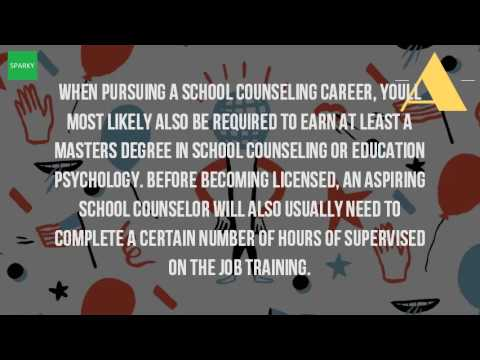 How Do You Become A School Counselor?