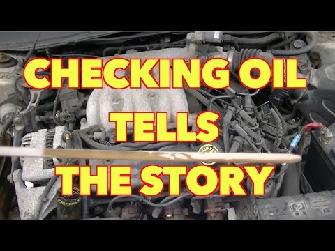 Ford Taurus Blown head gasket...The sights and sounds of a Bad Head Gasket. For any vehicle!