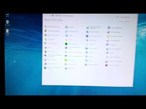 Fix Control Panel Crash Windows 10