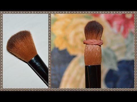 DIY Makeup Brush (Blending Brush)