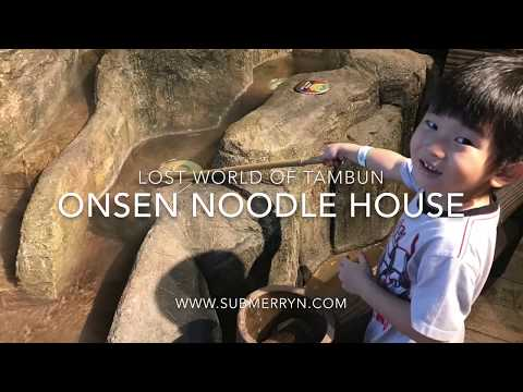 Cook Your Own Onsen Noodle | Lost World of Tambun