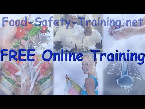 Food Safety Course Online Free