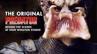 THE ORIGINAL PREDATOR: BEHIND THE SCENES AT STAN WINSTON STUDIO