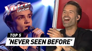 AMAZING Blind Auditions in The Voice you