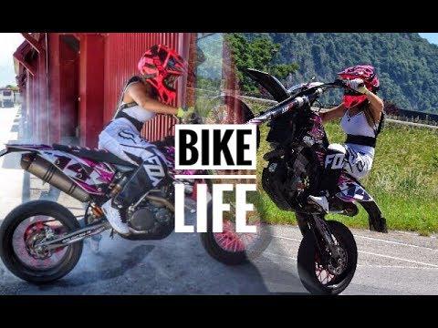 BIKE LIFE ! JE SUIS DE RETOUR / PAULIANEF