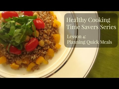 What to Eat to Lose Weight Fast Day 4: Quick Dinner Ideas