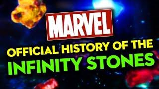 Full History of Marvel Infinity Stones! (+Infinity War Plot UPDATE) - MCU Infinity Stones Explained