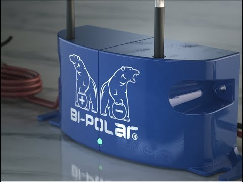 Bi-Polar 2400 Whole Home Filterless Air Purifier - Installs in Minutes by HVAC Technicians
