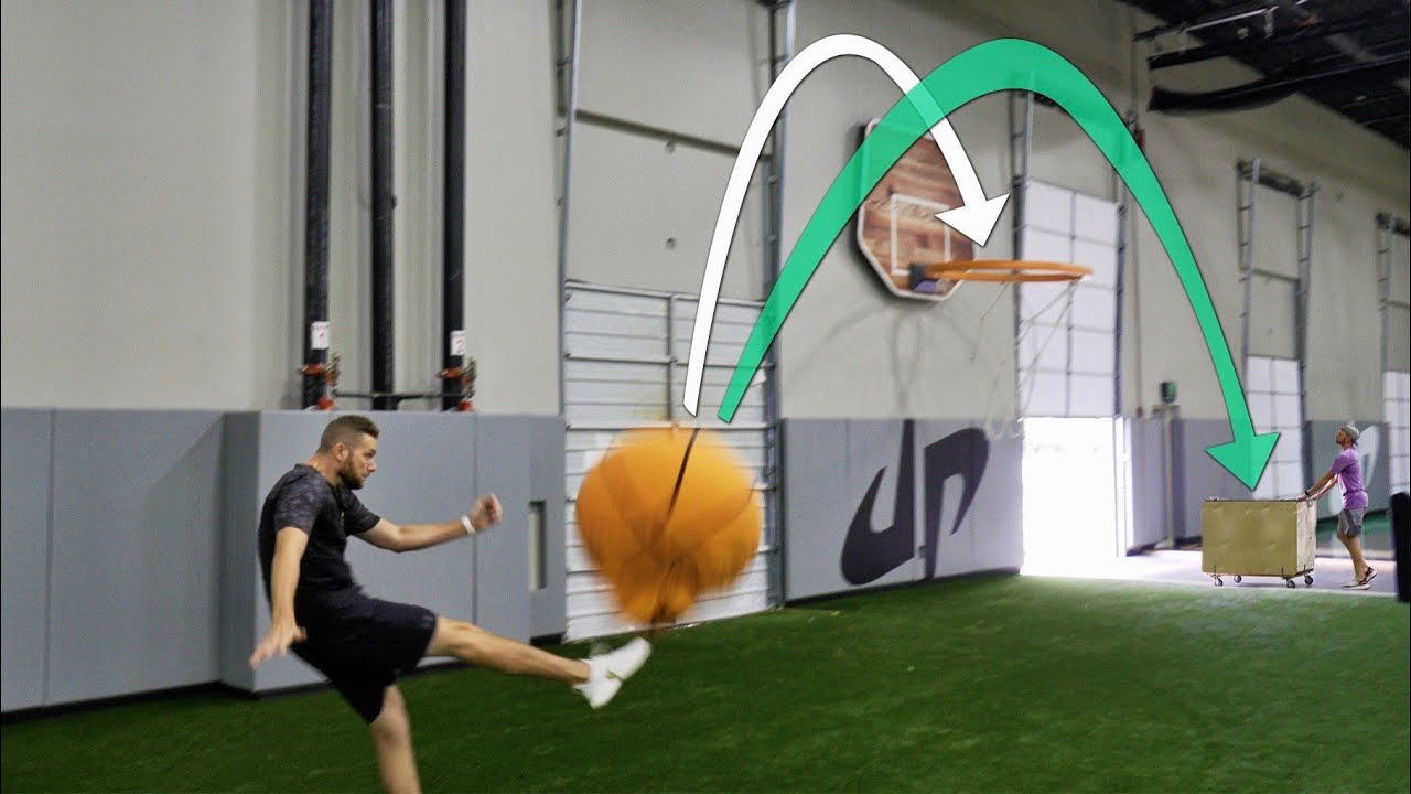 Unexpected Trick Shots | Dude Perfect