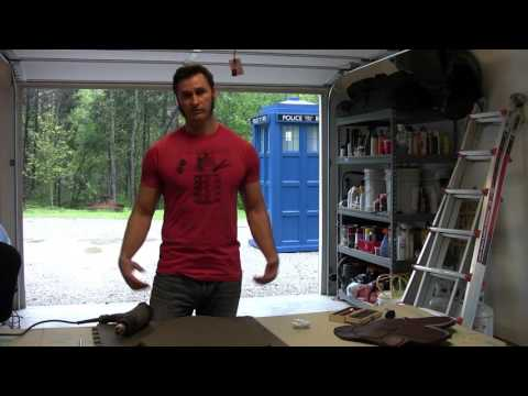 Building a Magneto Days of Future Past Breastplate 02