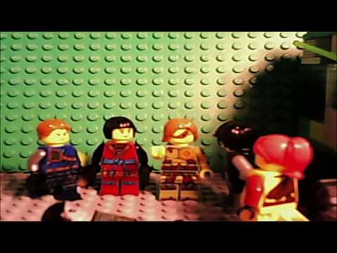 Lego Ninjago Season 2 Ep4: Prepare for impact