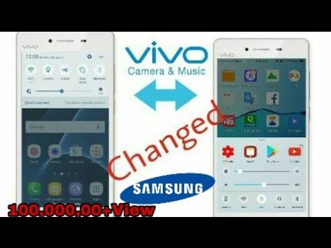 HOW TO CHANGE NOTIFICATION BAR ON VIVO