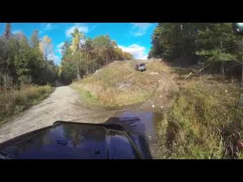 Rusty Bat Trail, Calabogie Ontario, 2016/10/23