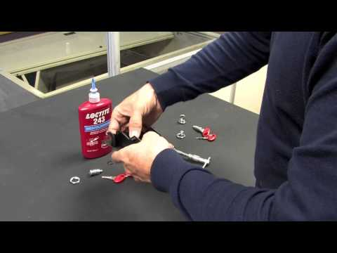SHAD SH29 - How to replace a locking mechanism?