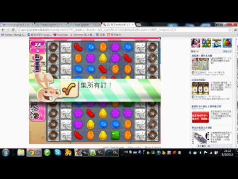 How to use cheat engine on candy crush saga? 100% work!