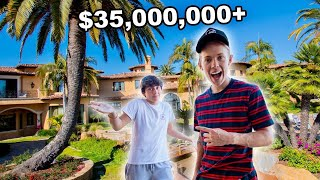 The Secret Life of RICHEST Kid in America (Exclusive TOUR)