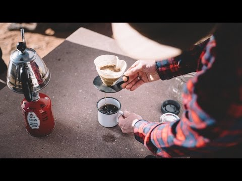 Camp + Coffee - Pour Over