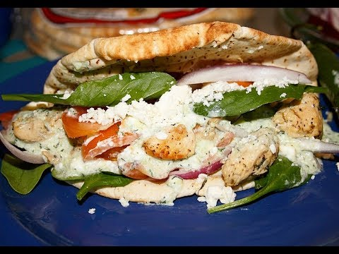 How to make Chicken Gyros