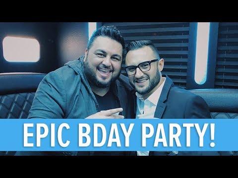 BEST FRIENDS EPIC SURPRISE BIRTHDAY PARTY 🎉