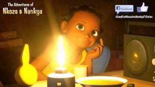 Learning Luganda & The Alphabet With Nkoza & Nankya