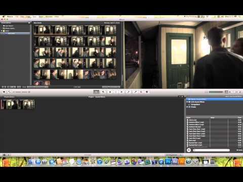 iMovie Sound Effects