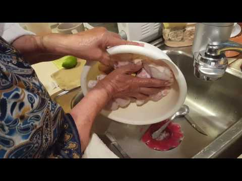 How to season Chicken Spanish style and healthy