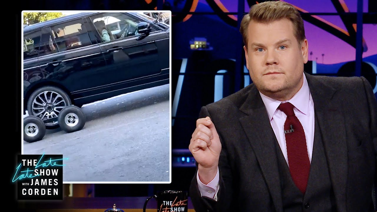 James Corden Comes Clean About Carpool Karaoke