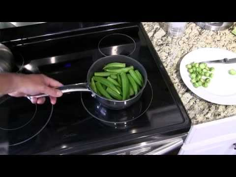 How to Boil Okra - Simple Boiled Okra Recipe