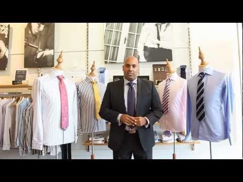 How To Match A Tie To Your Shirt