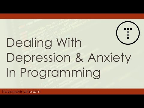 Dealing With Depression & Anxiety In Programming