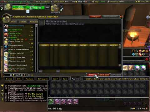 3,000g an Hour Make Gold on Auction House Day 3  - World of Warcraft