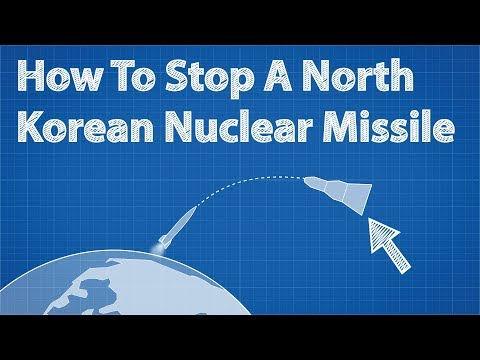 How To Stop A North Korean Nuclear Missile