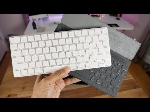 Smart Keyboard vs Magic Keyboard: The best for iPad Pro?