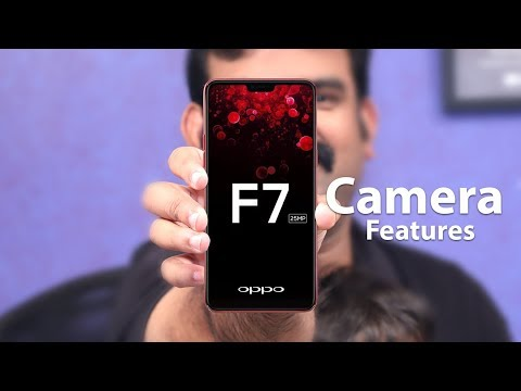 OPPO  F7 Camera Review  | 25 MP Front camera 16 MP Rear Camera