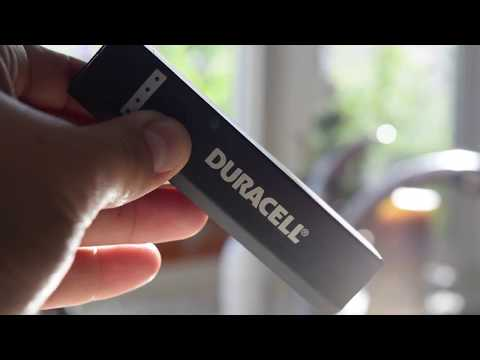 Reviewing a $20 Duracell Power Bank