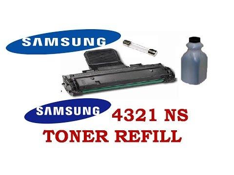 SAMSUNG TONER Refill , SCX 4321NS