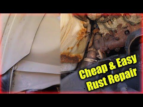 Cheap & Easy Rust Repair