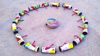 Colour Changing Butterfly Ke Circle Me Chakri |