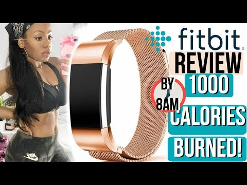 FITBIT CHARGE 2 REVIEW | HOW I BURN 1000 CALORIES BY 8AM AFTER THE GYM!!! DETAILED WITH PICTURES