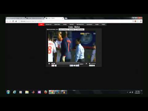 HowTo: Watch Live sports online for free tutorial