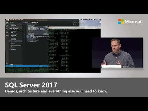 SQL Server 2017 – Everything you need to know